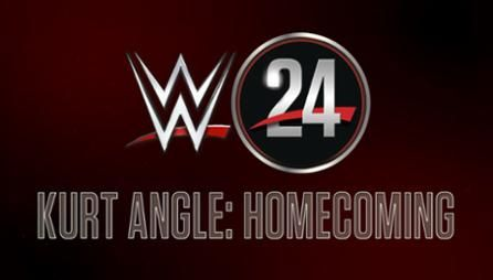 WWE 24 S01E12 Kurt Angle Homecoming